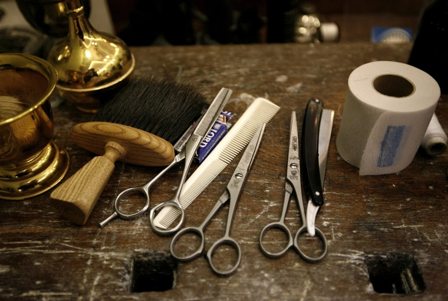 The art of the barber has ancient origins, and in the past, when life ...