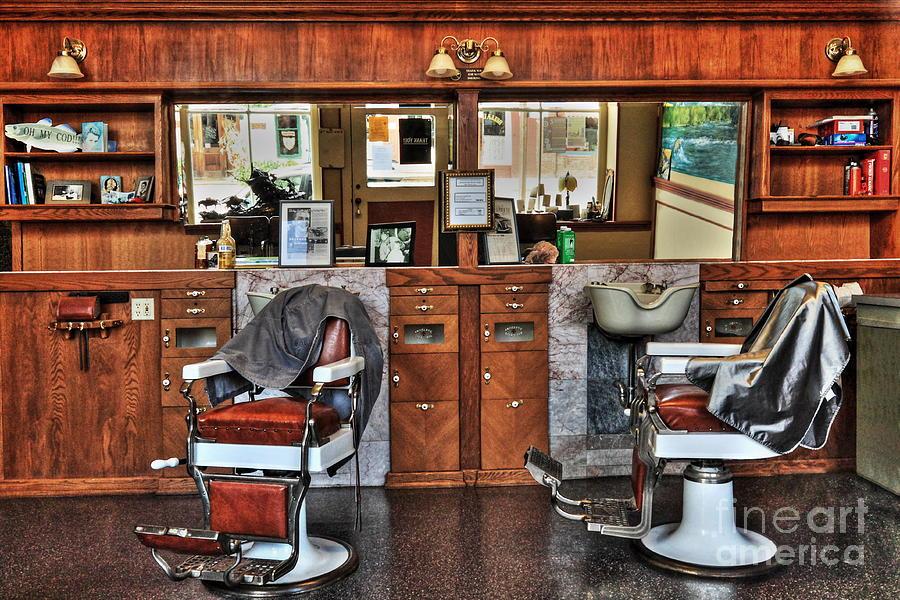 La barberia: passione e stili - Eleganza del Gusto