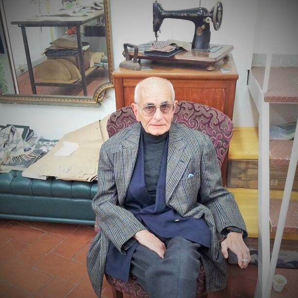 Il Maestro Aristide Tofani