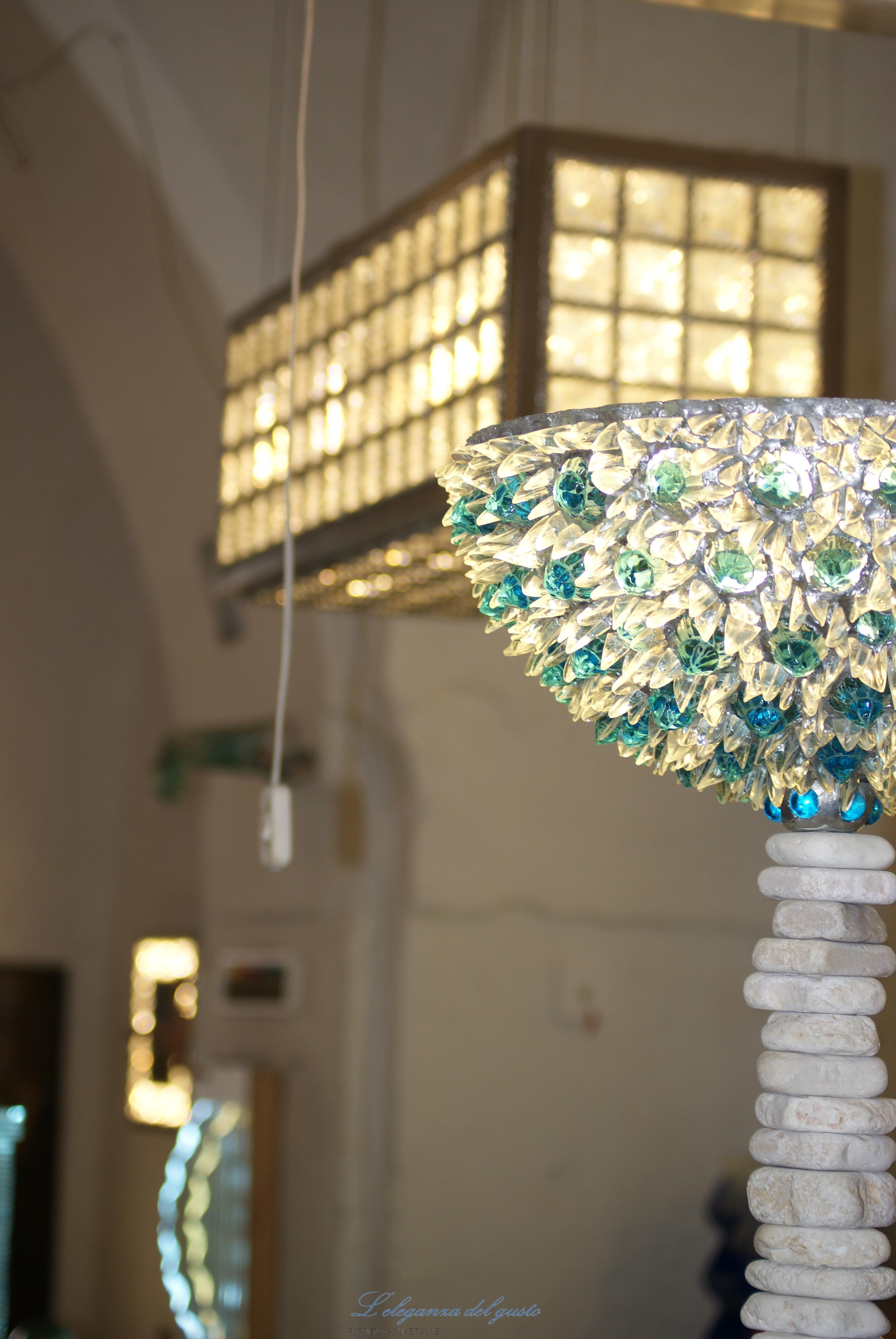 Art Design: Le luci di Peppino Campanella - L'eleganza del gusto