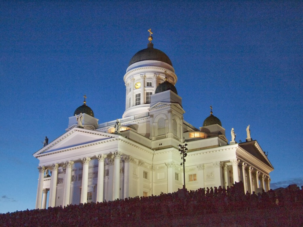 Helsinki - Cathedral