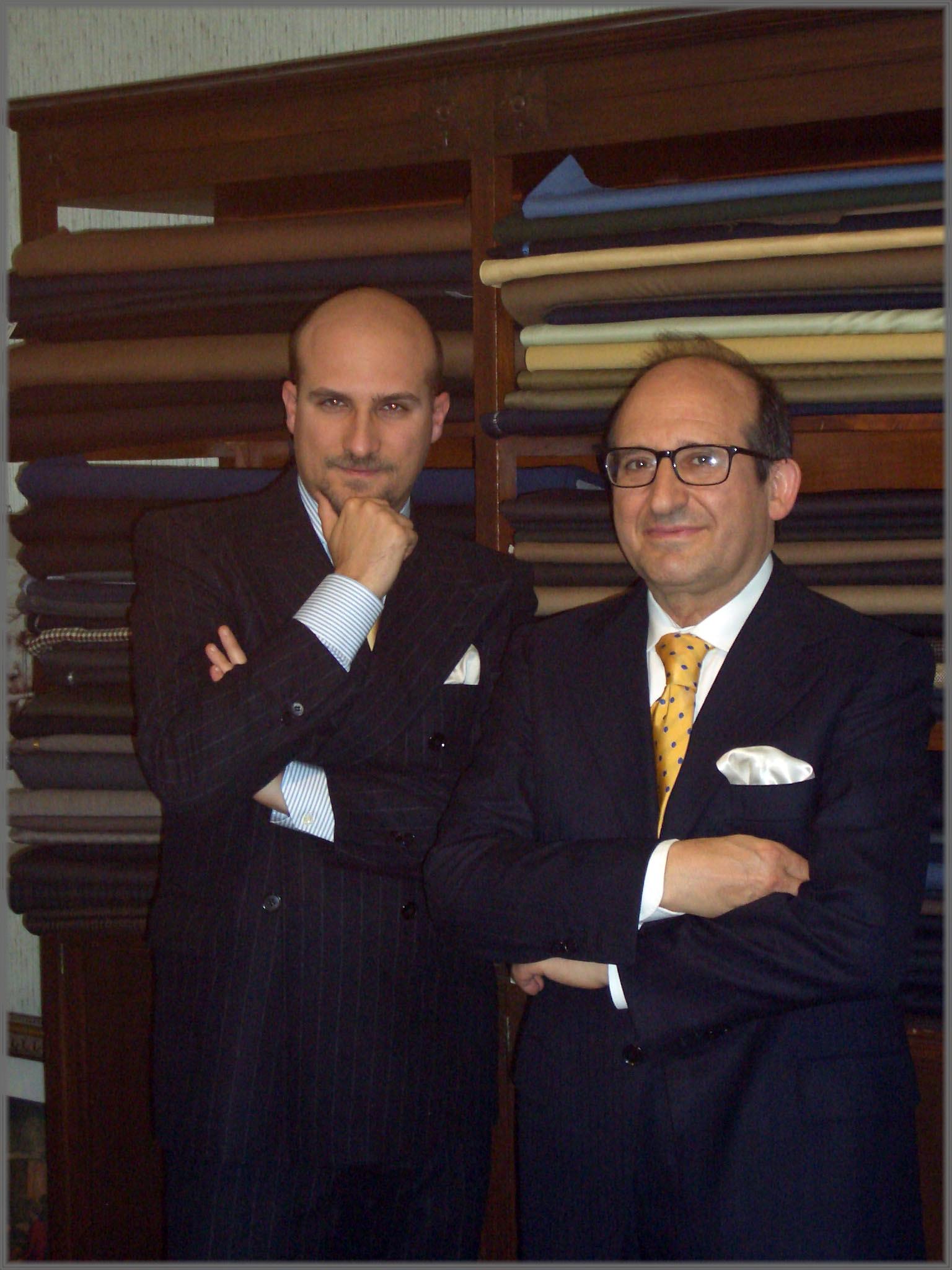 Mauro e Carmelo Crimi
