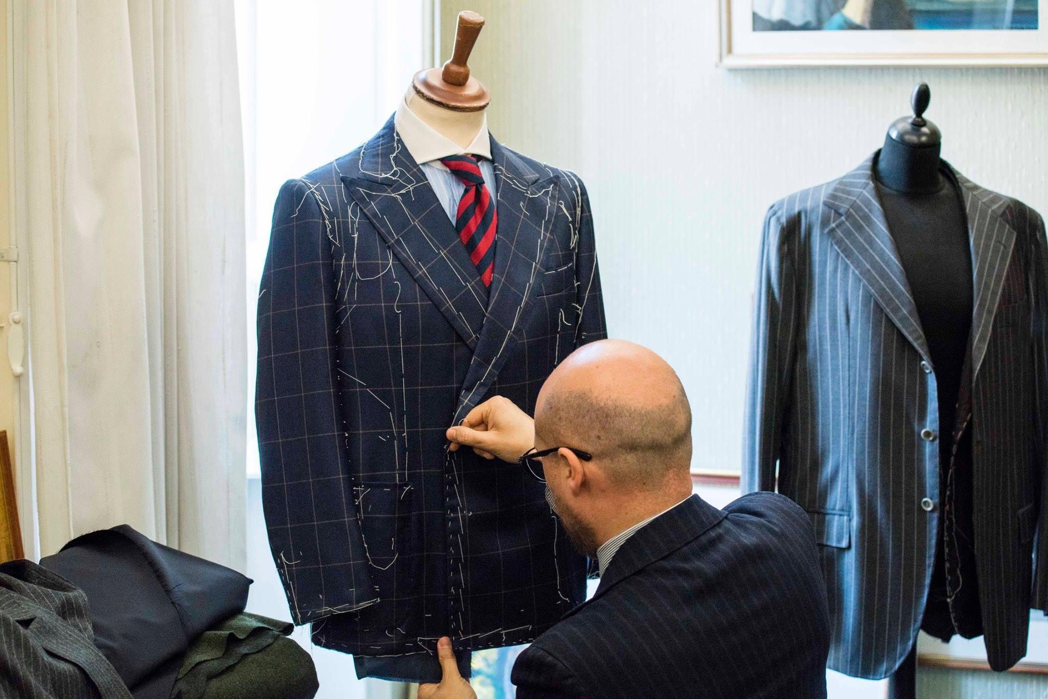 Appunti di stile: la giacca Doppiopetto Eleganza del Gusto