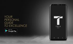 banner TELA app