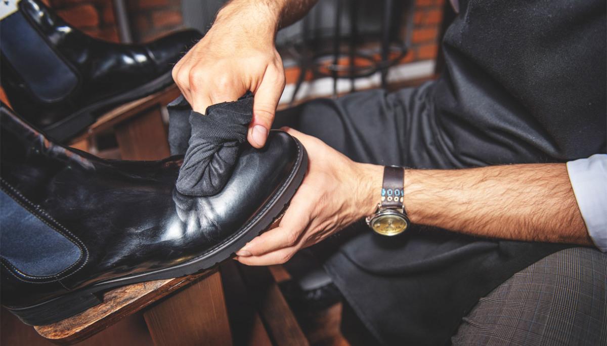 Appunti di stile: la cura delle scarpe Eleganza del Gusto