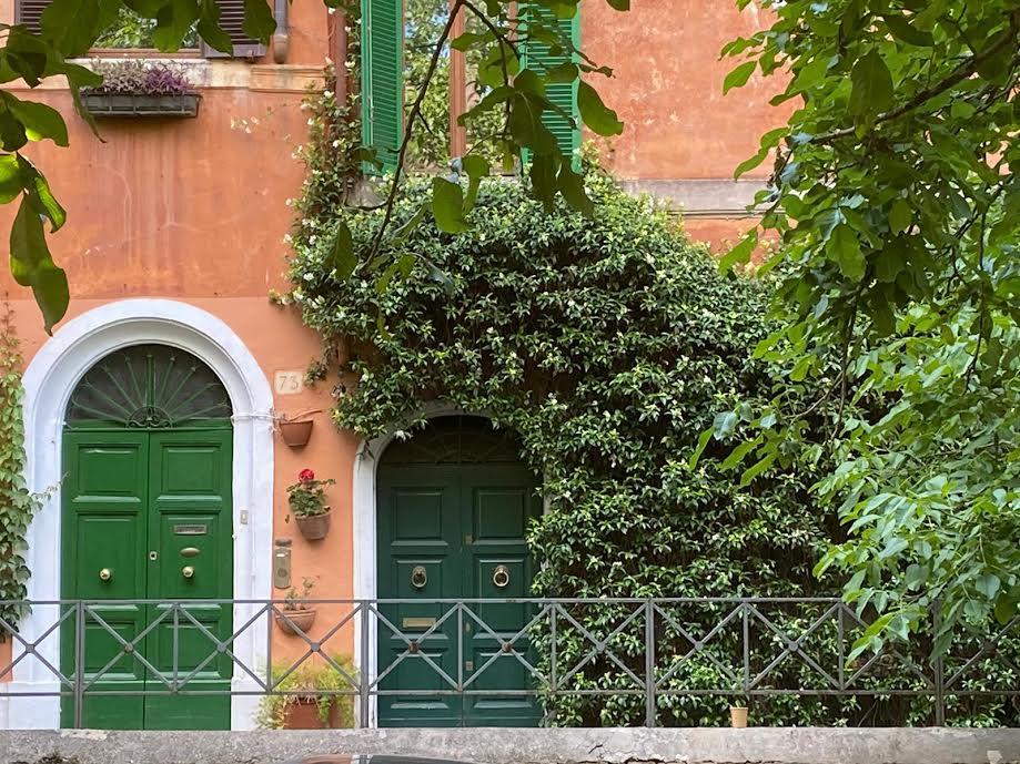 Roma a piedi - Trastevere